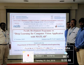 One Day Faculty Development Programme