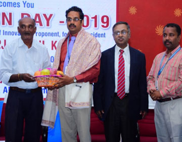 Innovation Day Celebrations, on 15 Oct 2019
