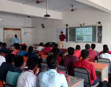 One day Seminar on MEMS Technology organized by the Dept. of