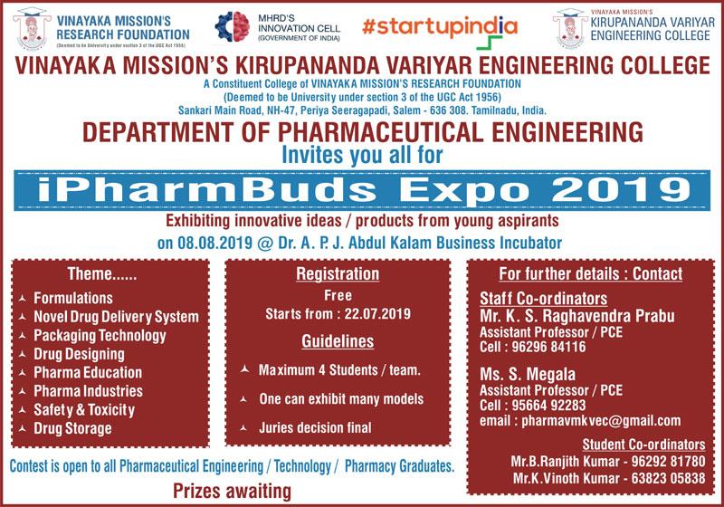 Vinayaka Mission's Kirupananda Variyar Engineering College